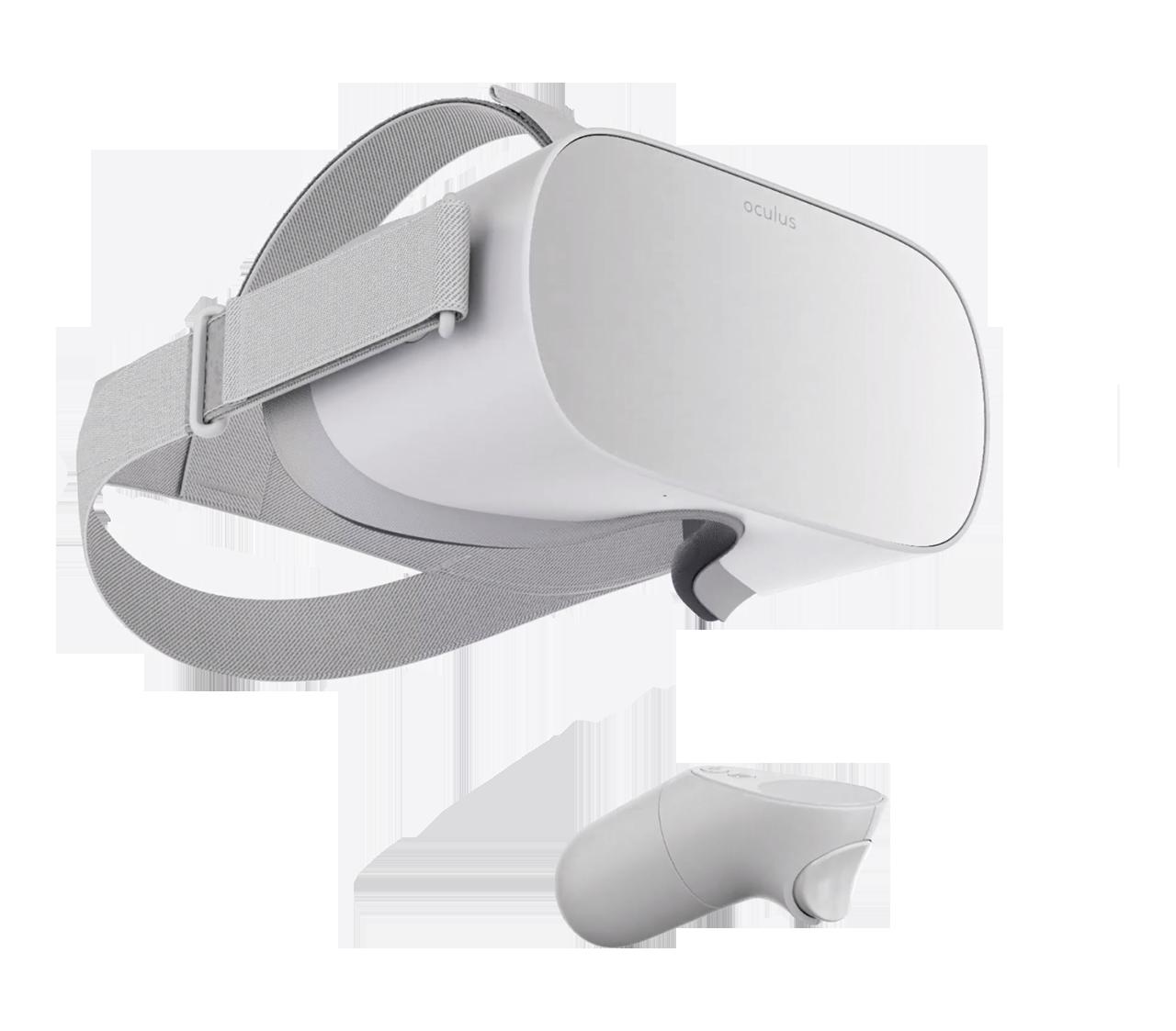 Imatge Ulleres VR Bàsic